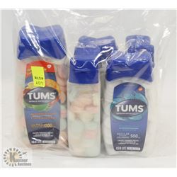 BAG OF ASSORTED TUMS