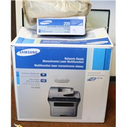 SAMSUNG NETWORK READY LASER MULTIFUNCTION LASER