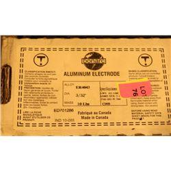 """2 BOXES OF BONARCH ALUMINUM ELECTRODES, 3/32"""""""