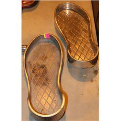 METAL FOOT PEDALS