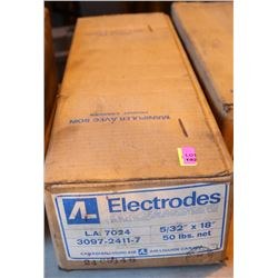 AIR LIQUIDE 5/32 X 18 WELDING RODS