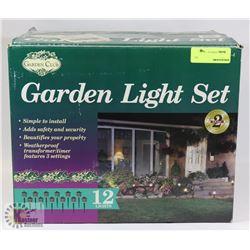 121PC GARDEN LIGHT SET
