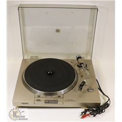 SONY PS-T20 STEREO TURNTABLE SYSTEM
