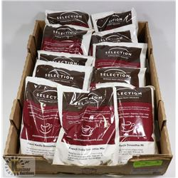 FLAT OF 1.5LB OF FRENCH VANILLA SMOOTHIE MIX