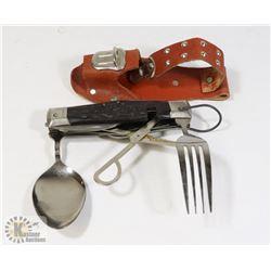 VINTAGE BOY SCOUT CAMP KNIFE