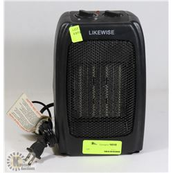 LIKEWISE 1500W ELECTRIC HEATER