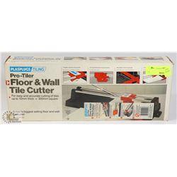 PRO-TILER FLOOR AND WALL TILE CUTTER