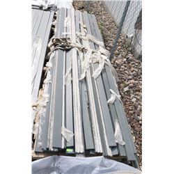 PALLET OF JAMES HARDIE DARK GREY/IRON GREY