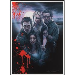 Drew Struzan signed Being Human limited edition art print.