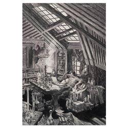 Bernie Wrightson (7) Frankenstein art prints.