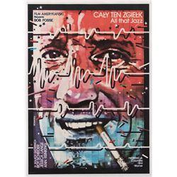 All That Jazz Polish B1 poster.