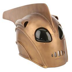 """""""Rocketeer"""" replica flying helmet from The Rocketeer."""