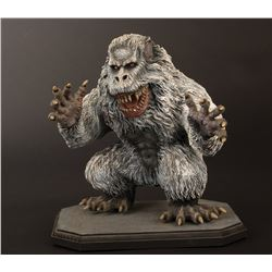 """""""Fluffy"""" hand-painted sculptural model from Creepshow by Thomas Gilliand."""