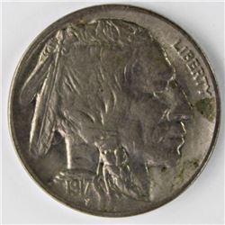 1917-D BUFFALO NICKEL