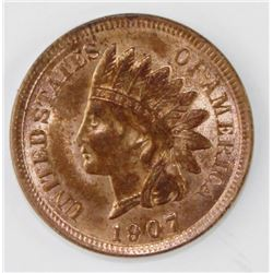 1907 INDIAN CENT