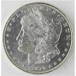 1878 8 FEATHER MORGAN SILVER DOLLAR