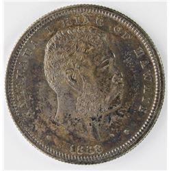 1883 HAWAII HALF DOLLAR