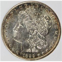 1899-S MORGAN SILVER DOLLAR