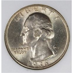 1936-S WASHINGTON QUARTER