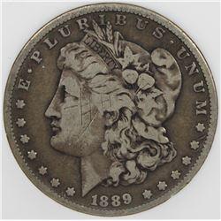 1899-CC MORGAN SILVER DOLLAR