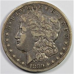 1880CC MORGAN SILVER DOLLAR