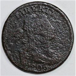 1806 LARGE CENT