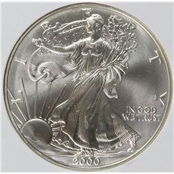 2000 AMERICAN SILVER EAGLE