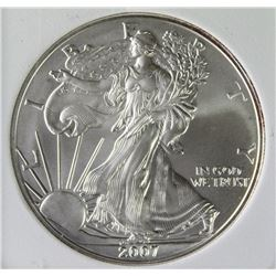 2007-W AMERICAN SIVLER EAGLE