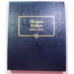 USED SET OF WHITMAN ALBUMS