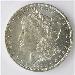 1880-O MORGAN DOLLAR
