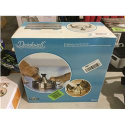 Drinkwell360 Degree Stainless Steel Pet Fountain