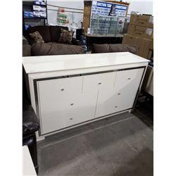Mona Wooden 7-Drawer Dresser
