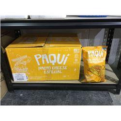 Case of Paqui Nacho Cheese Tortilla Chips (12 x 155g)