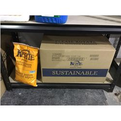 Case of Kettle Brand Honey Dijon Potato Chips (12 x 220g)