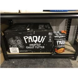 Case of Paqui Haunted Ghost Pepper Tortilla Chip (12 x 155g)