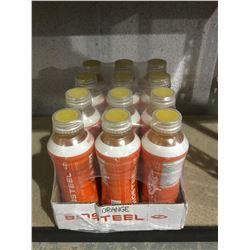 Case of Bio Steel Orange Sports Drink (12 x473mL)