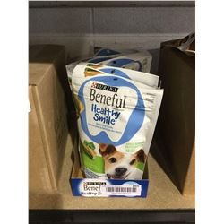 Case of Purina Beneful Dental Dog Snacks (5 x 209g)