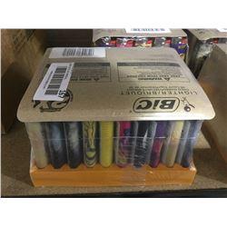 Bic Lighters 50ct