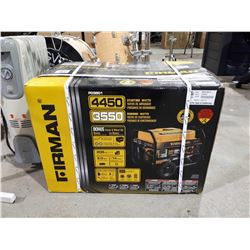 Firman 4450 Watt Portable Generator