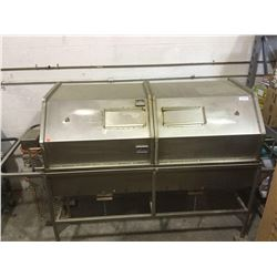 Stainless Steel Spit Roaster