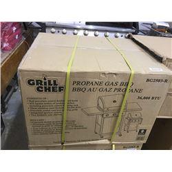 New Grill Chef Propane BBQ
