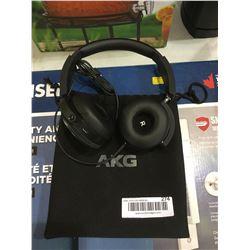 AKG wireless Headphones out of box