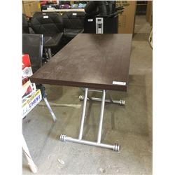 Adjustable Coffee / Kitchen Table