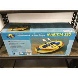 Maritim 230 inflatable raft