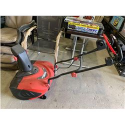 Snow Devil electric snowblower