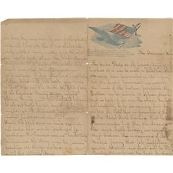 [Civil War]. Civil War autograph historical manuscript, Battle of Malvern Hill (ca. 1862).