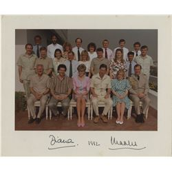 Princess Diana & Prince Charles. signed photograph.