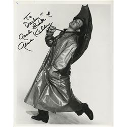 Gene Kelly (2) signed photographs including 1-from Singin' in the Rain.