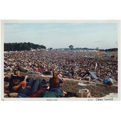 "Jason Laure portfolio ""Woodstock 1969 - 2009""."
