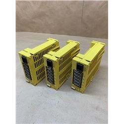 (3) Fanuc A02B-0236-C203 SDU1 Detector Interface Module